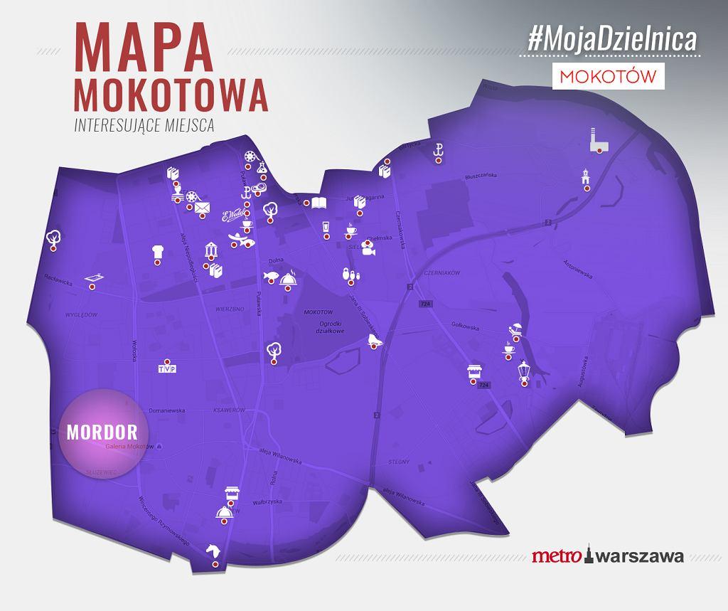 Najfajniejsze miejsca na Mokotowie
