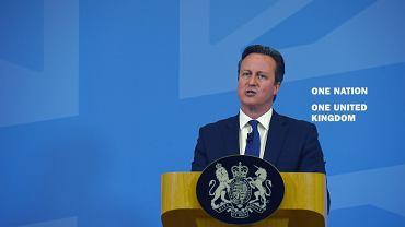 David Cameron przedstawił w poniedziałek plan walki z islamskim fundamentalizmem