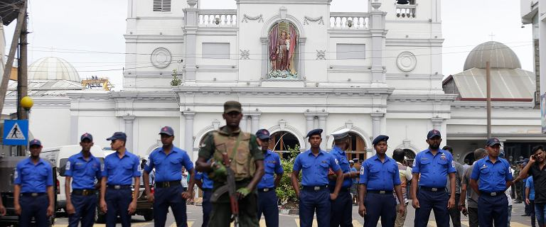 Dwie kolejne eksplozje na Sri Lance. Nieoficjalnie: Zginęło dwóch policjantów