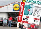 Gazetka Lidl od 9.07 - ubrania dla dzieci, piżamy i zestaw dwóch walizek w atrakcyjnej cenie