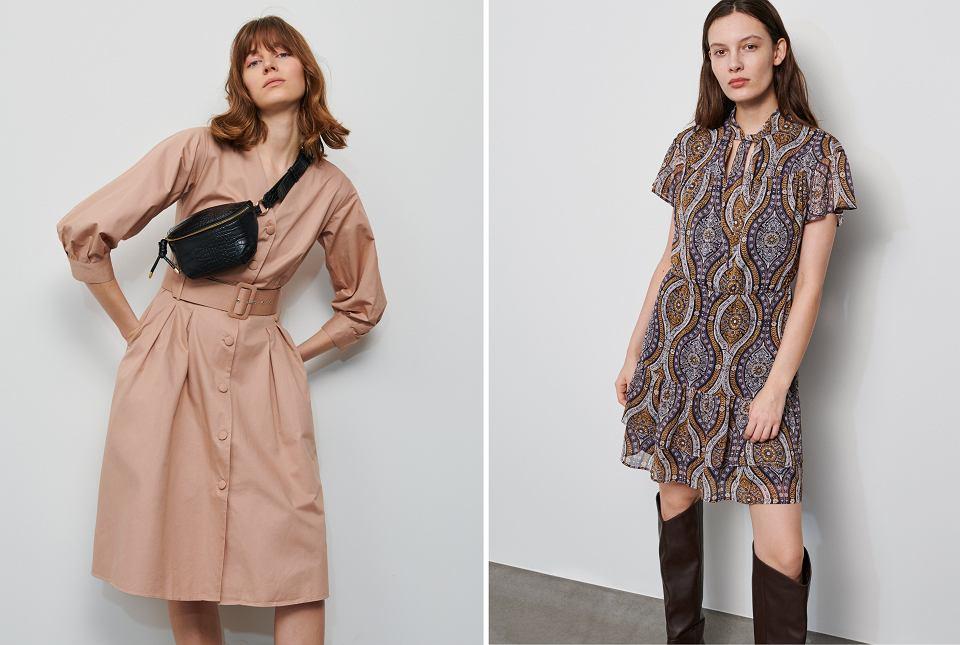 Sukienki i spódnice w stylu retro