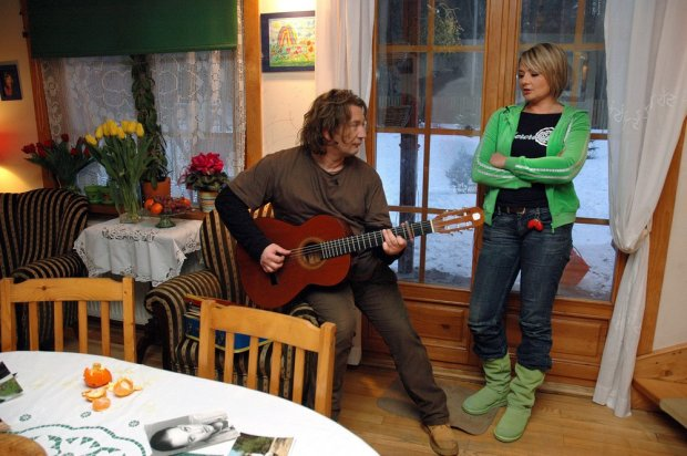 Małgorzata Ostrowska-Królikowska i Paweł Królikowski