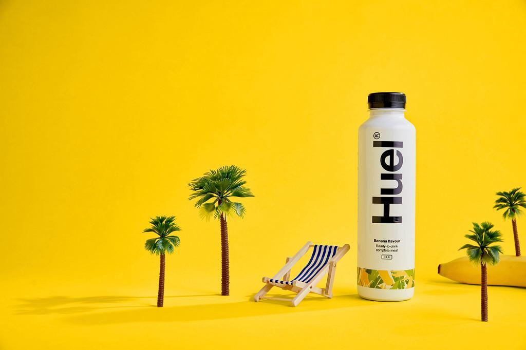 Łap Banana, czyli nowy smak w serii napojów Huel Ready-to-drink