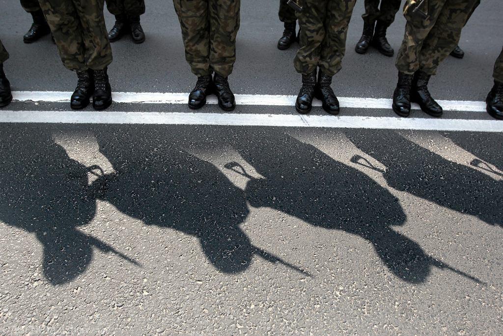Wojsko. Zdjęcie ilustracyjne