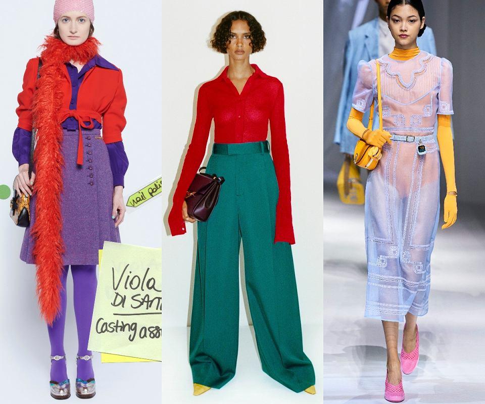 Gucci/ Bottega Veneta/ Fendi SS2021