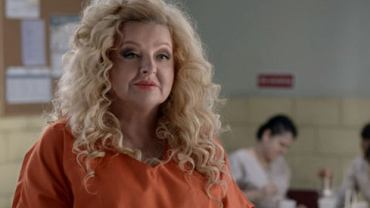 Magda Gessler promuje serial 'Orange is The New Black'