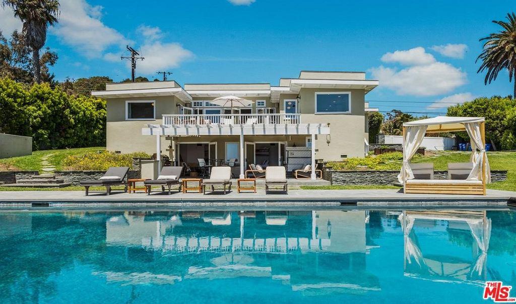 Posiadłość Shauna White'a w Malibu