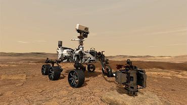 Łazik NASA z imionami Ziemian, który zostanie wysłany na Marsa