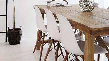 krzesła i stoły do salonu