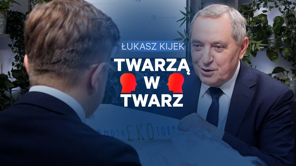 Wywiad z Henrykiem Kowalczykiem, ministrem środowiska
