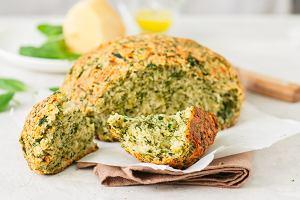 Chleb szpinakowy - zaskakująca odsłona pieczywa. Idealna na co dzień i na wielkanocny stół