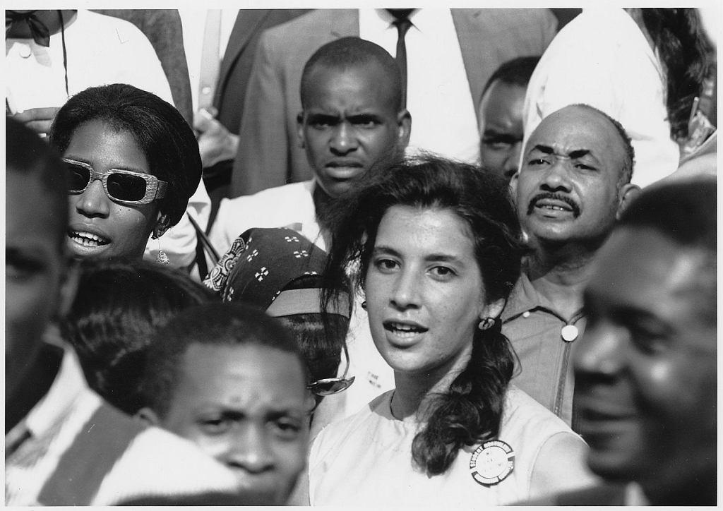 Kadr z filmu 'Nie jestem twoim murzynem' / Fot. National Archives