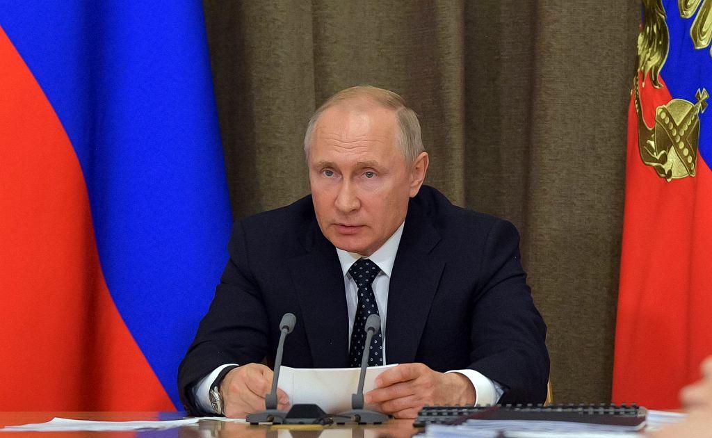 Władimir Putin potwierdził większe zamówienie dla lotnictwa wojskowego Rosji