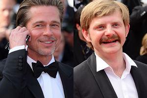 Brad Pitt, Rafał Zawierucha