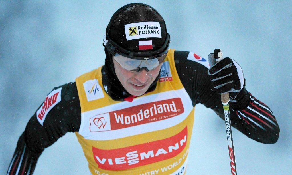 Justyna Kowalczyk w biegu na 5 km w Kuusamo