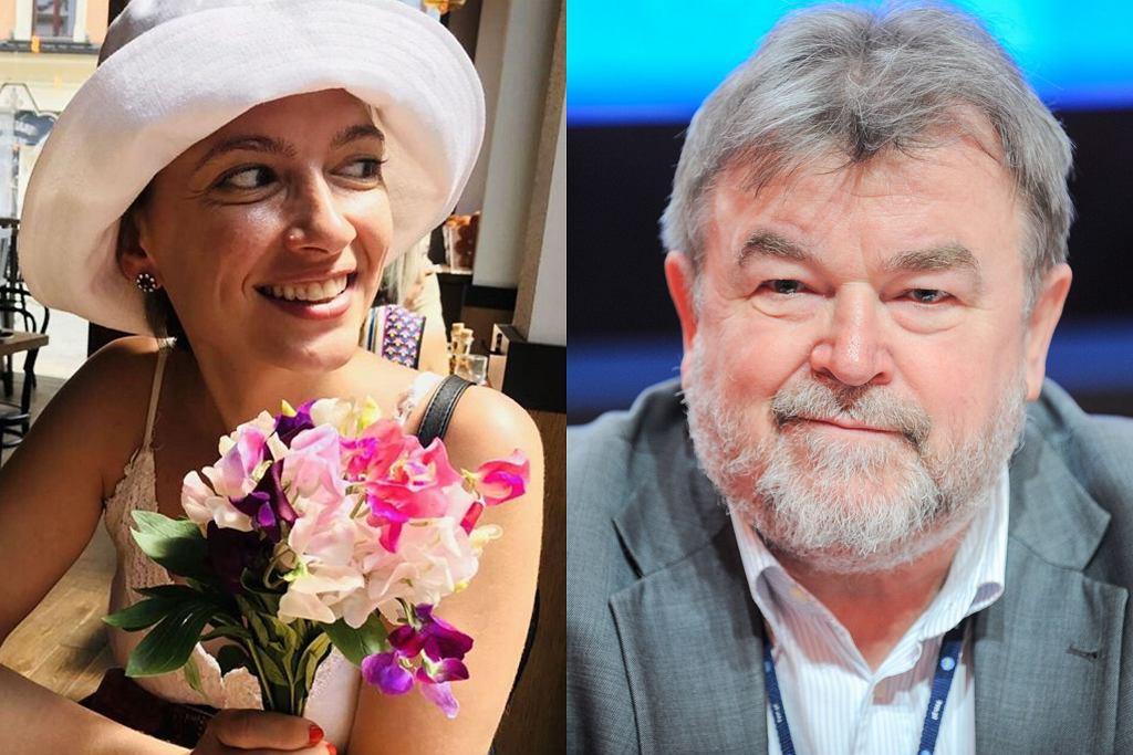 Anna Cieślak i Edward Miszczak