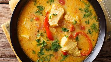 Zupa rybna z dorsza jest świetnym pomysłem na obiad, nie tylko ten postny.