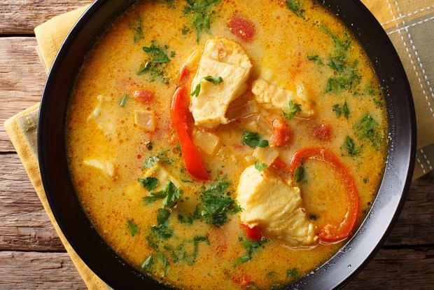 Konkurencja szczawiowej i rosołu - najlepsza zupa rybna z dorsza [PRZEPIS]