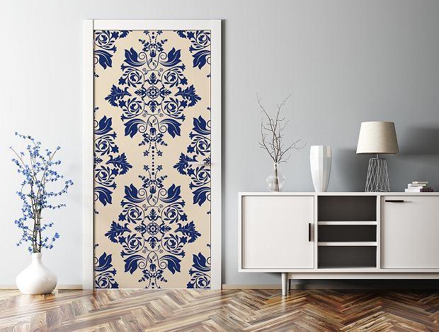 Naklejki na drzwi, które ożywią wnętrze