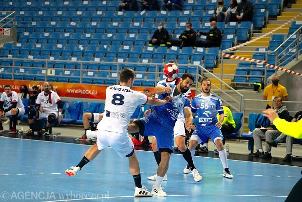 Zdjęcie numer 8 w galerii - Superliga piłkarzy ręcznych. Nafciarze zrewanżowali się za porażkę w 1. kolejce w Szczecnie i wygrali z Pogonią 31:16 [GALERIA]