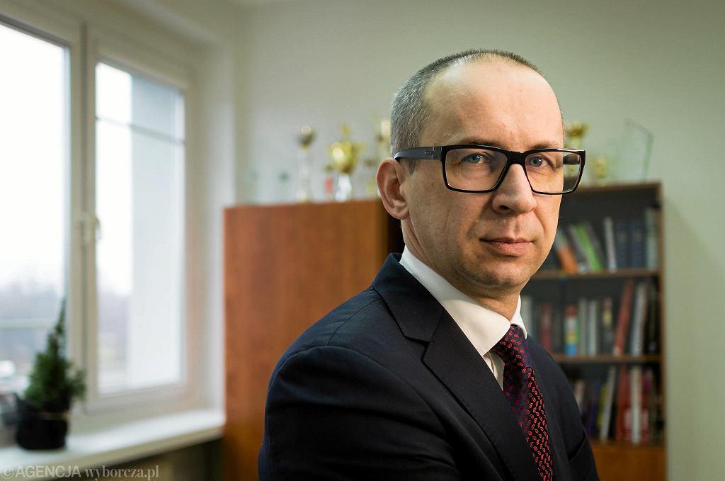 Kazimierz Karolczak, przewodniczący Górnośląsko-Zagłębiowskiej Metropolii