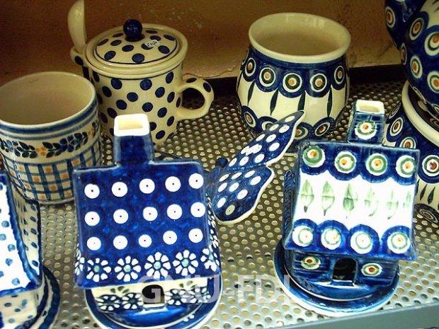 Ceramika z Bolesławca/ Fot. CC BY-SA 3.0/ Wolpertinger/ Wikimedia Commons