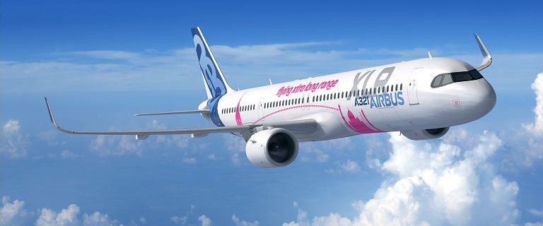 Airbus pokazał nowy samolot. To maszyna o rekordowym zasięgu