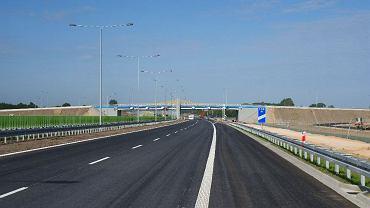 Autostrada A2 ze Strykowa do Konotopy