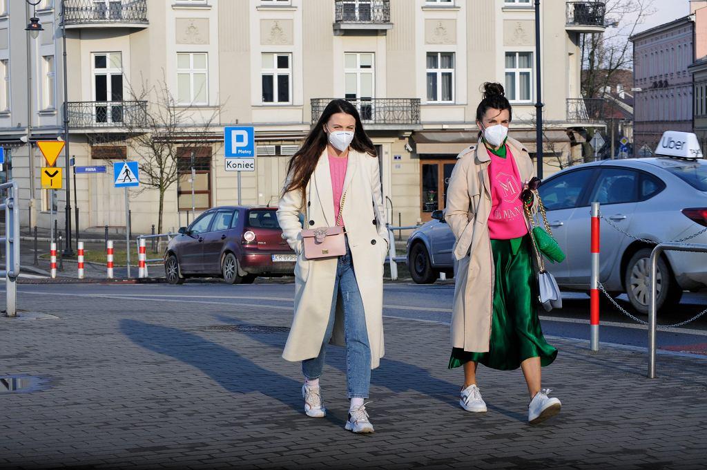 Na ulicach Krakowa