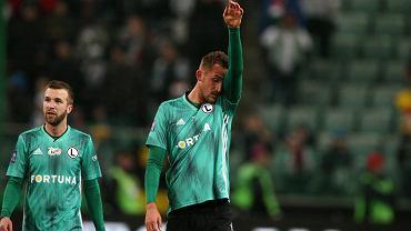 Legia Warszawa nie dała rady Pogoni. Dante Stipica został bohaterem
