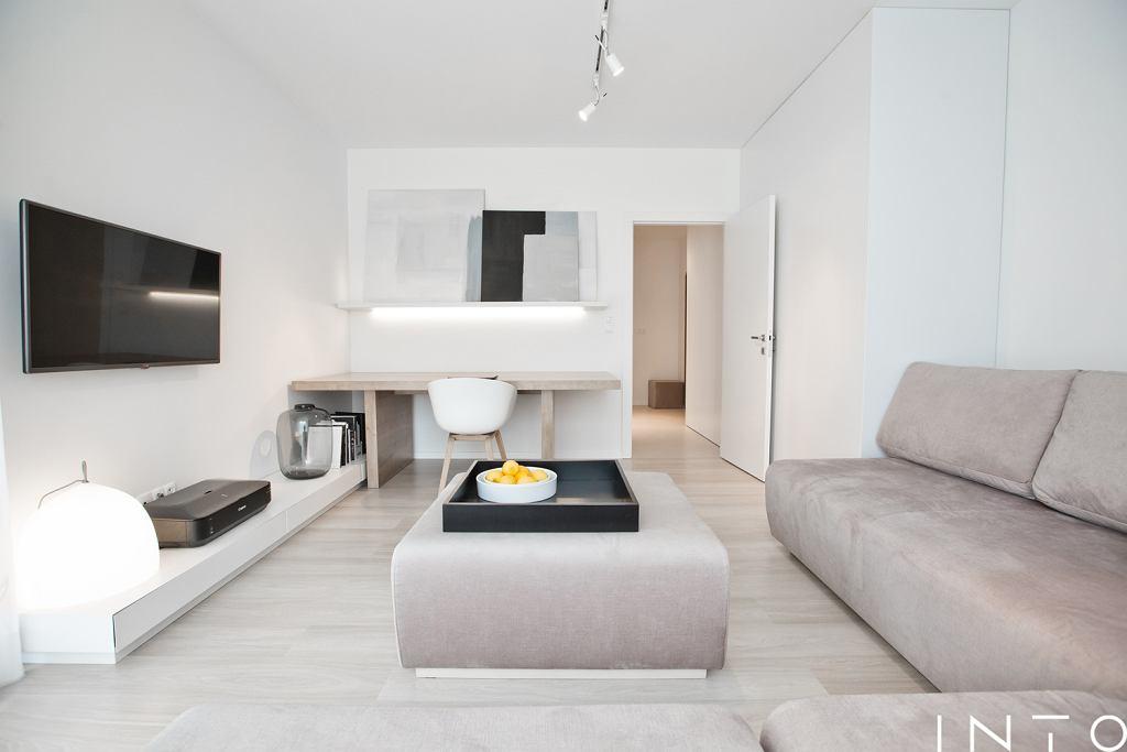 Mieszkanie w stylu minimalistycznym