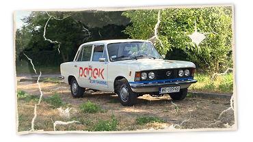 Fiat 125p w Panek CarSharing