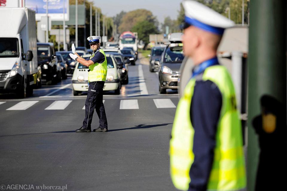 Konkurs na Policjanta Roku Ruchu Drogowego