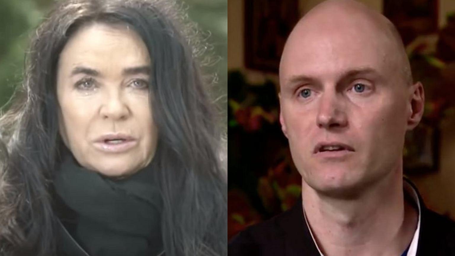 Żona Krzysztofa Krawczyka chce dogadać się z jego synem w sprawie spadku. Złożyła mu propozycję, ale chce żeby zrezygnował z pozwu