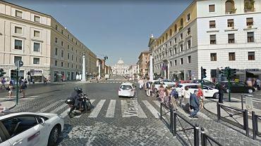 Rzym, Via della Conciliazione prowadzi do Watykanu