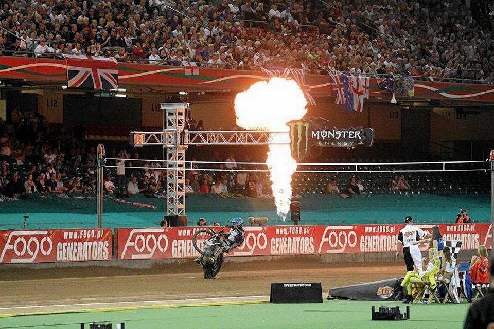 Żużlowe Grand Prix Cardiff 2012