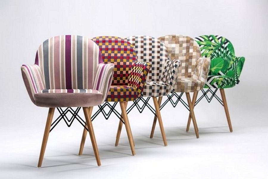 Najpiękniejsze krzesła do salonu w świetnych cenach.