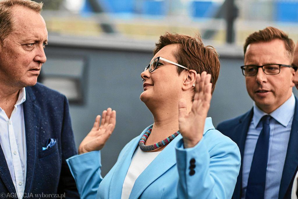 Członkowie Koalicji Obywatelskiej