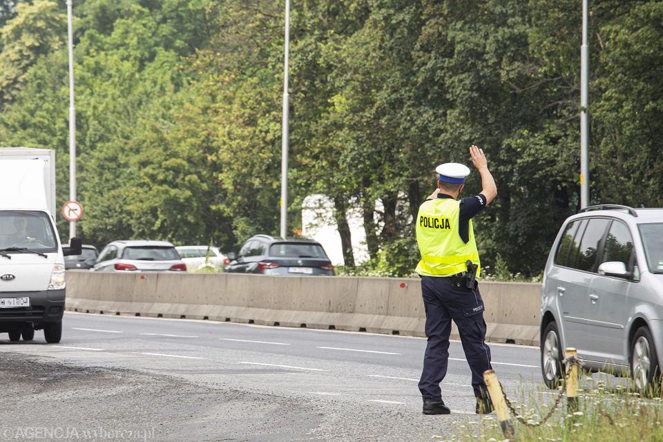 Policja zaczyna wzmożone wakacyjne kontrole na drogach