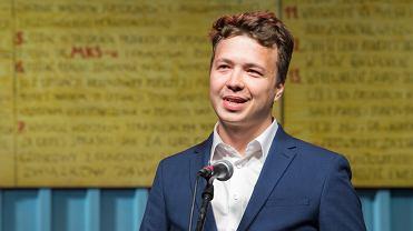Roman Protasiewicz na wiecu solidarności z Białorusią, Gdańsk, 31.08.2020