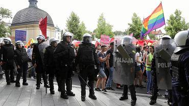 Marsz Równości w Białymstoku 2019