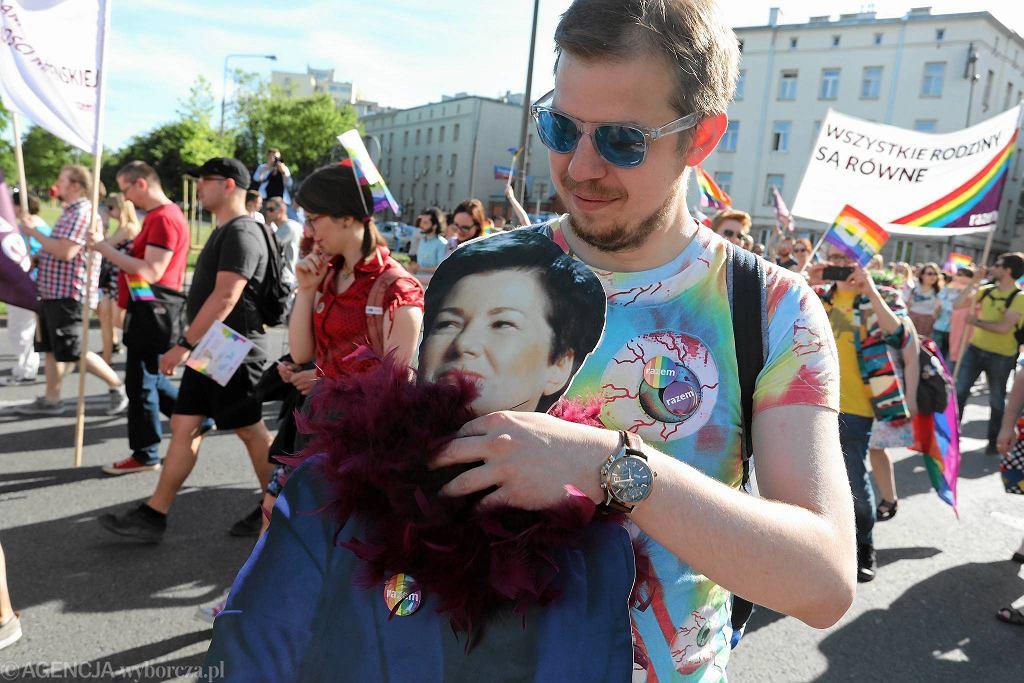 Parada Równości 2017 w Warszawie