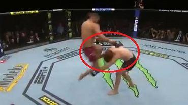 Najszybszy nokaut w historii UFC