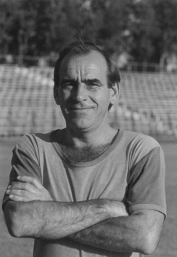 Ryszard Urbanek, były trener Śląska Wrocław
