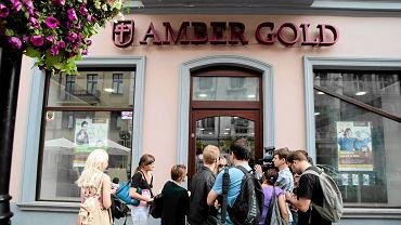Jeden z oddziałów firmy Amber Gold