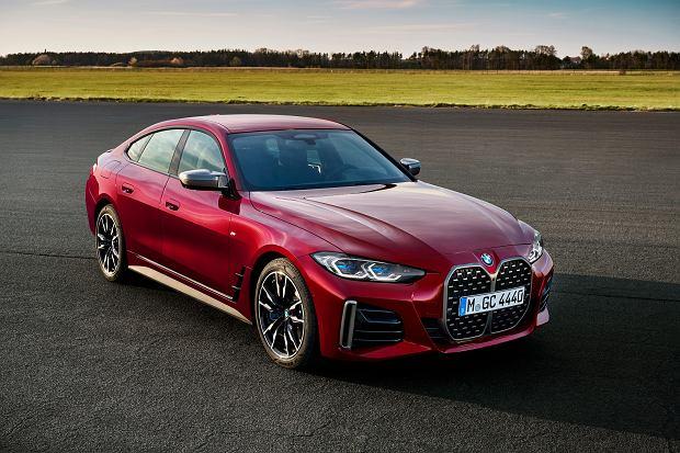 Nowe BMW serii 4 Gran Coupe. Większe od poprzednika
