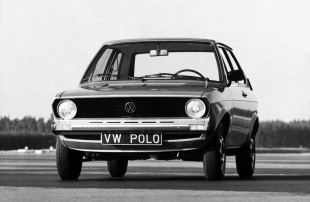 Volkswagen Polo I