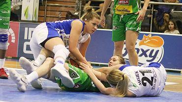 Basket Liga Kobiet, sezon 2017/18: AZS AJP Gorzów - AZS UMCS Lublin  66:77 (20:17, 14:16, 16:23, 16:21)