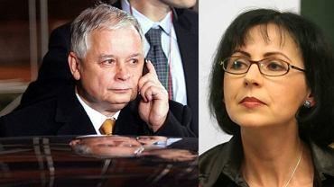 Lech Kaczyński, Agata Bielik-Robson