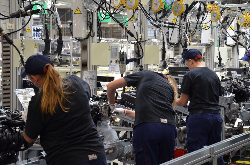 W fabryce Toyoty w Jelczu-Laskowicach ruszyła oficjalnie produkcja nowych silników benzynowych o pojemności 2,0 l